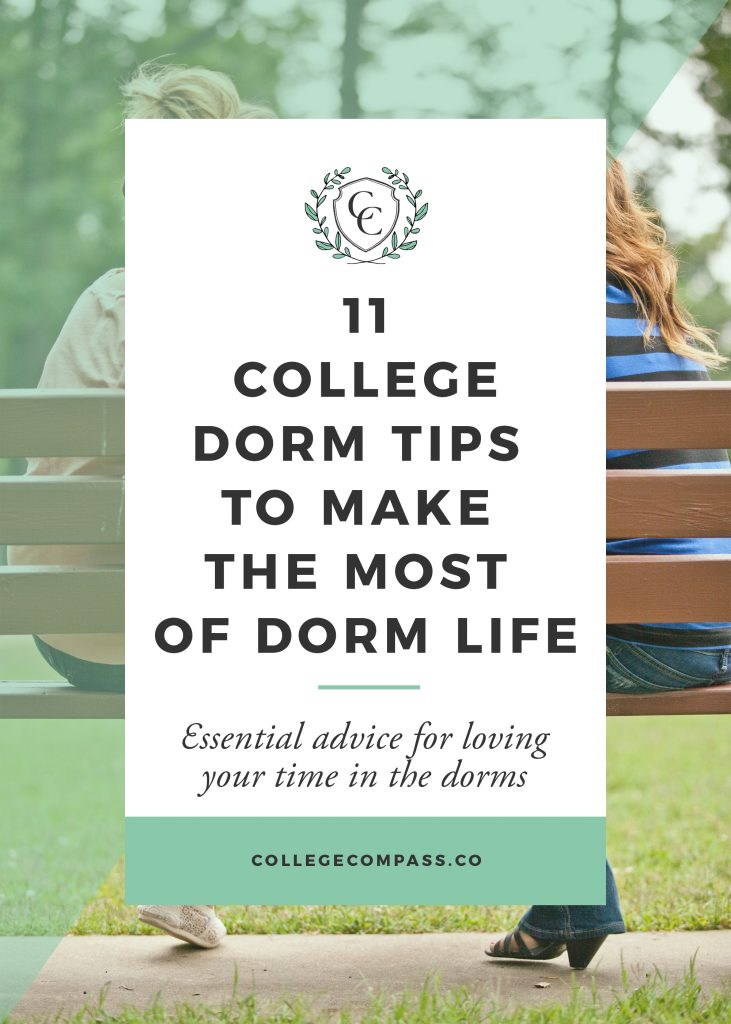 11 Tips for Dorm Life - College Compass