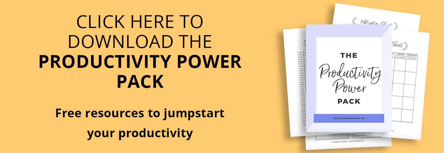Click here to download the productivity pack