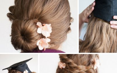 35 Graduation Hairstyles (and 3 Hair Hacks to Achieve Them)