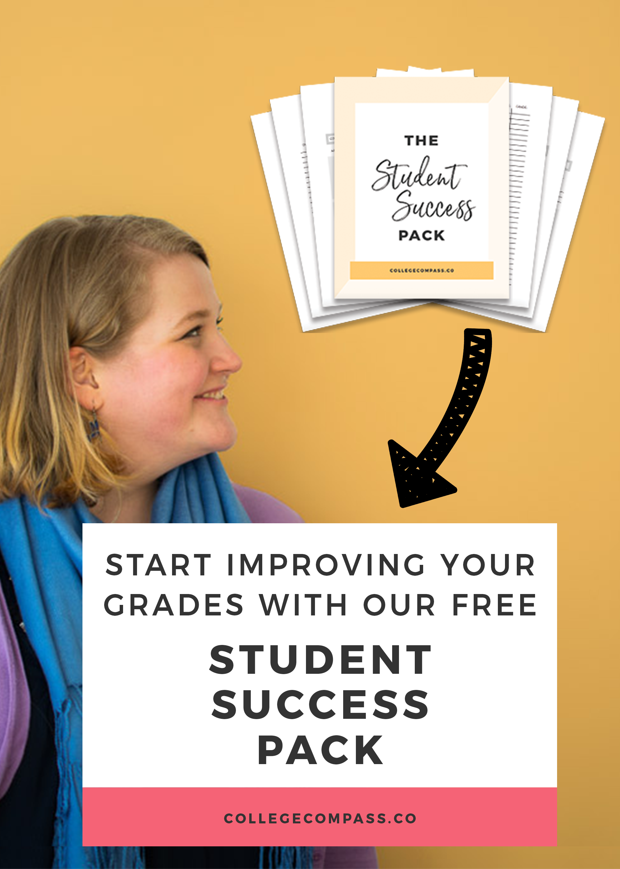 Download the Student Success Pack!