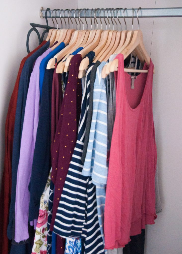 The college capsule wardrobe. 36-items, infinite options. Read more at College Compass!