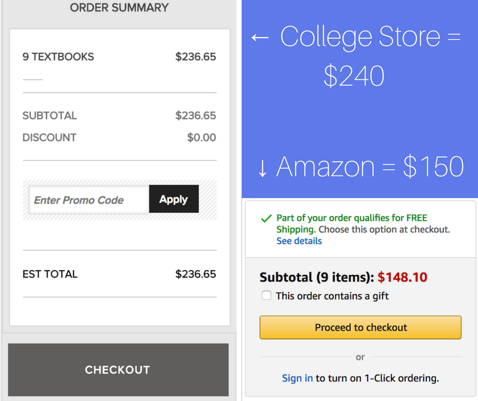 How I Saved $700 with Amazon Student Prime - plus get a free 6 month trial!