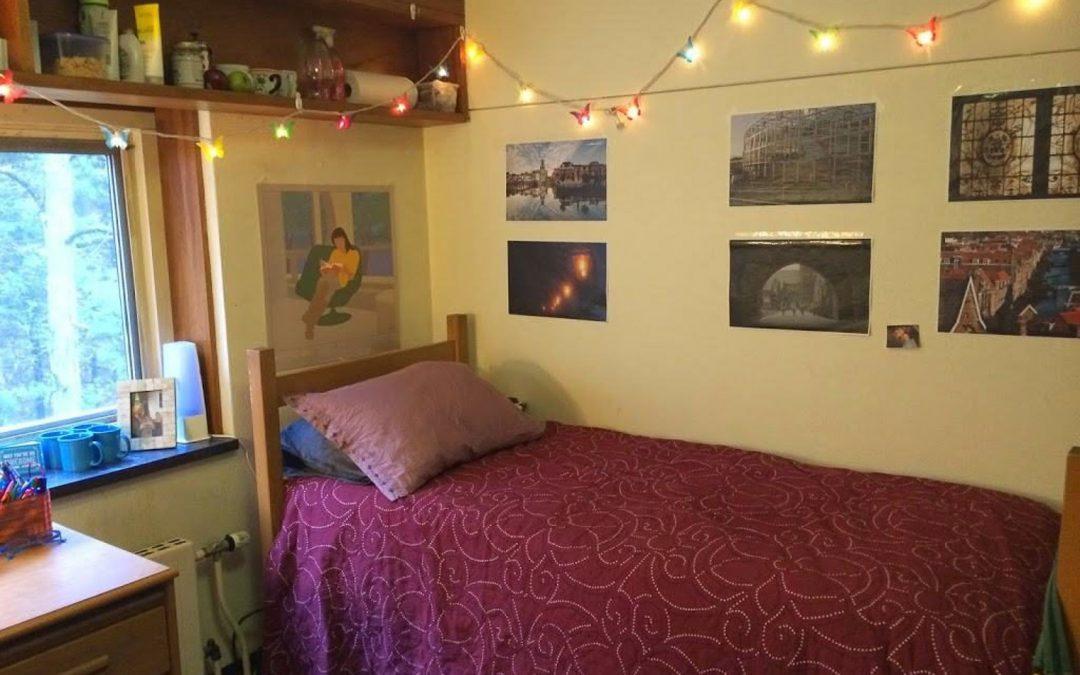 Dorm Decorating on a Budget