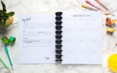 Introducing the Student Planner by College Compass (#PlanWithCC)